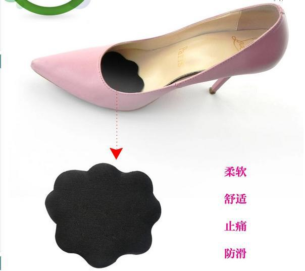 high heel shoe press proof forefoot cushion poron insole metatarsal guard