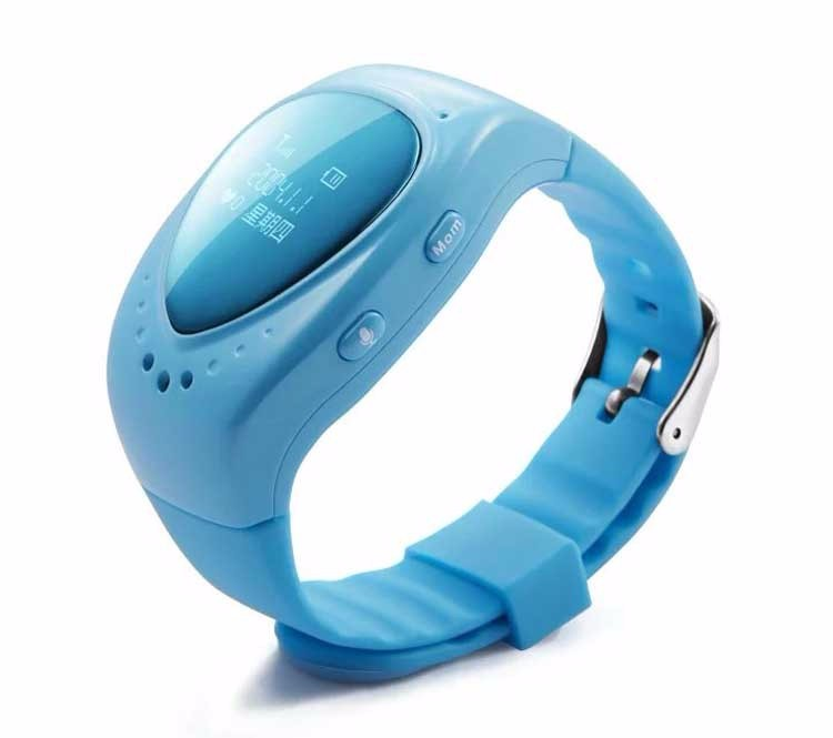 2016 new comming anti lost easy location magnetic adsorption charging wrist watch gps tracking <strong>device</strong> for kids