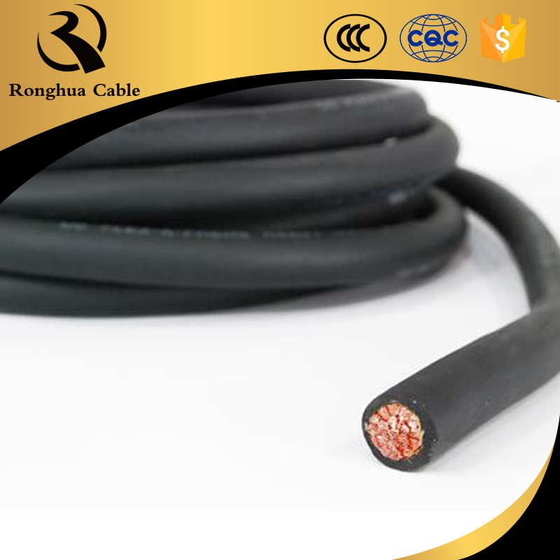 IEC60245 rubber 8mm flexible rubber yh cable