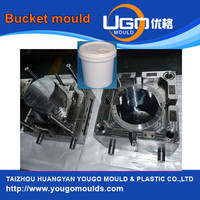 OEM plastic electric casing injection mould and production
