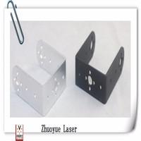Customized hardware u shaped metal brackets manufacture/sheet metal fabrication