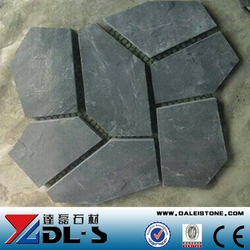 Natural Stone Pavers For Sale Irregular Shaped Slate Driveway Paver