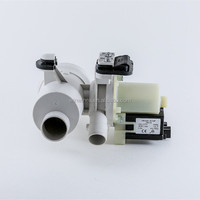 Replacement WHIRLPOOL W10130913 washer drain pump motor