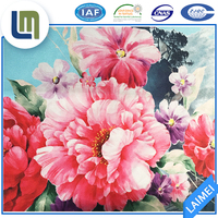 Drapery and bedding fabric woven digital print fabric