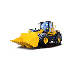 LW800KN wheel mini skid steerloader tires log loader with trailer