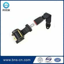 Automatic retractor 2 point seat belt 2 points automatic car safety belt