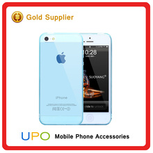 [UPO] Factory price Transparent clear tpu Soft gel cover case for iphone 4 4s