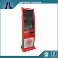 42 inch cinema ticket machine and touch screen payment kiosk