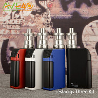 2016 Newest Tesla Mod Kit 5000mAh Teslacigs Three Mod fit for most of atomizer in ths market