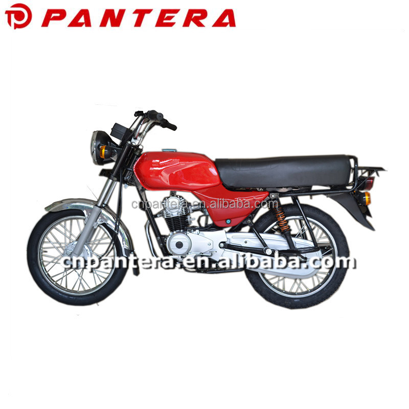 New 100CC Powered Motorbike Boxer Bajaj Gasoline Motorcycle Street Motos For Sale