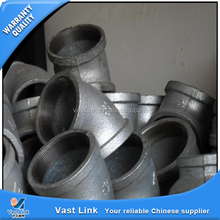 tee pipe steel elbow stainless fittings for water pipeline