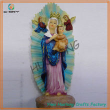 Hot selling fashion unique popular resin 3d figurines