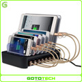 2017 Amazon hotselling new style 8 ports usb charging station