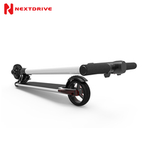 Daily Used Customized Color Electric Scooter Italian With Led Light