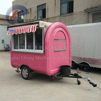 Top China 100% perfect cart body processing food trailer