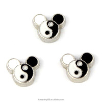 Wholesale Popular Mickey Minny Mouse Floating Charms with Cheap Price