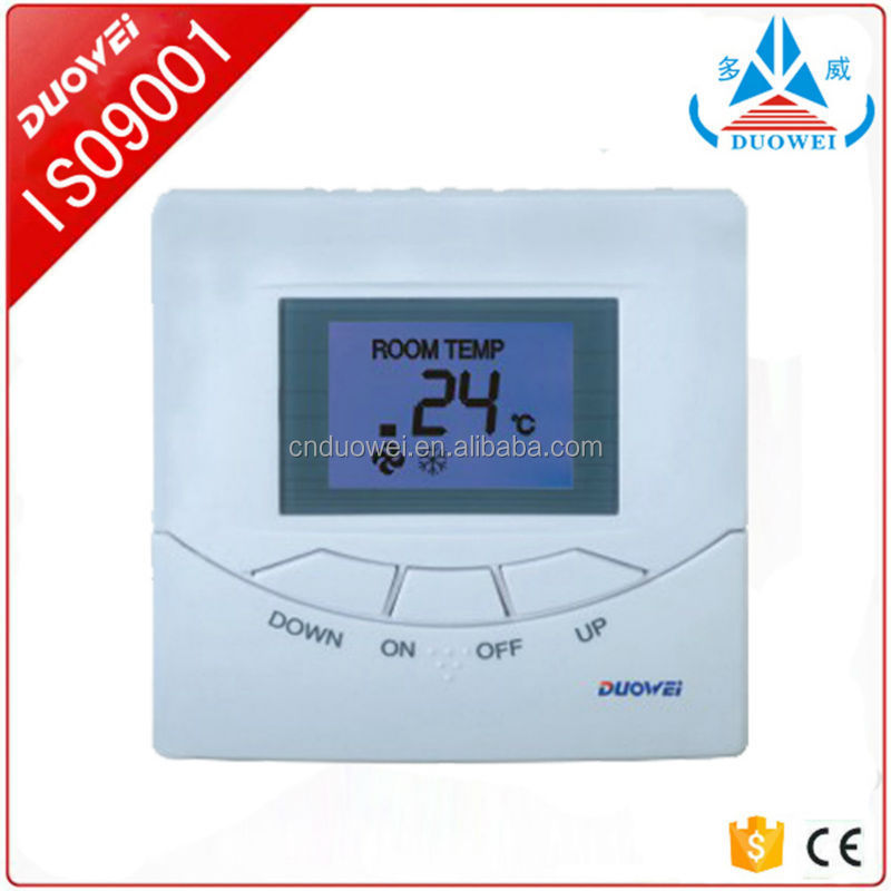 (WSK-8B) air conditioner controller with lcd display