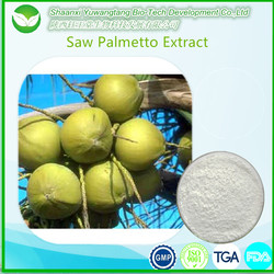 100% Pure Natural Organic Saw Palmetto Extract