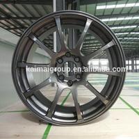 Gold aluminum replica alloy wheel rim for whole sale