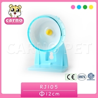 Carno wholesale multicolor hamster running wheel