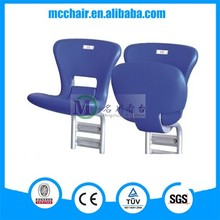 Taurus stadium seats for outdoor grandstand cheap plastic chairs sports equipment horse racing seat