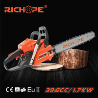 39cc gasoline chain saw chinese chainsaw manufacturers