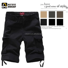 Custom Outdoor Sports Mens Summer Jogging Jogger Half Pants, Causal Short Pants Trousers Mens