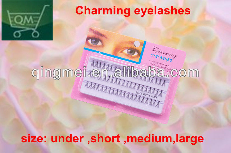 2013 high quality and best seller charming eyelash