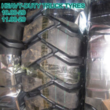 Heavy duty truck tire 10.00-20 for sale