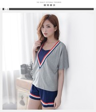 new design fashion comfortable pyjama femme