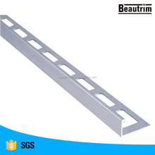 Ningbo Beatrim L shape aluminum ceramic tile trim profile
