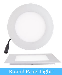 620x620mm 60W LED Panel Light Warm White TUV approved