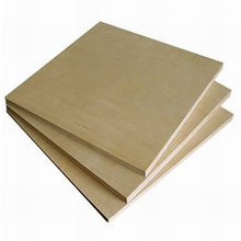5 Ply Russian Birch Veneer Faced poplar Core Plywood