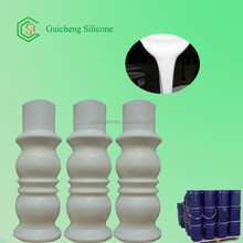 RTV Liquid Silicone for Gypsum Pillar Molds
