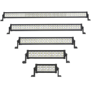 21.5 Inch 120W unique super slim led light bar