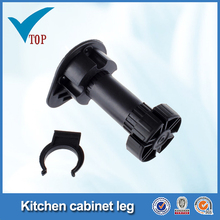 HOT SALE kitchen cabinets adjustable plastic legs China supplier VT-06.006