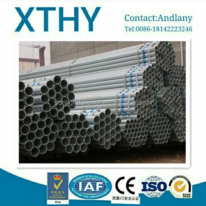 miled pipe wholesaler steel pipe use for construction made in China manufacturer
