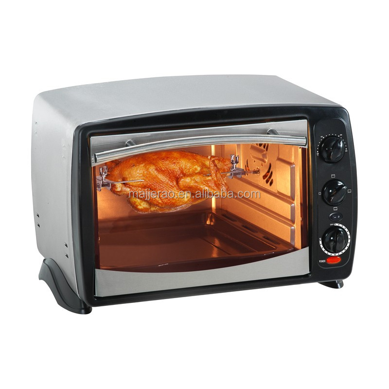 Hot sale 20L electric rotisserie convection multifunction toaster oven