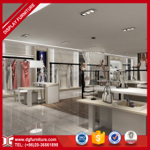 Retail Custom Retail Garment Clothing Shop Interior Design