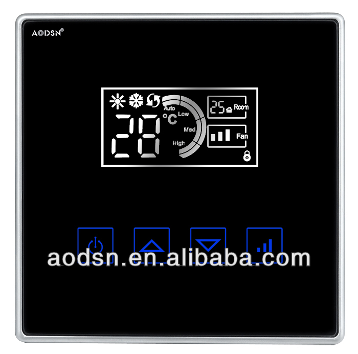Touch Screen Thermostats Switch