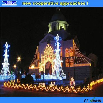 2014 new product dream color christmas decoration light