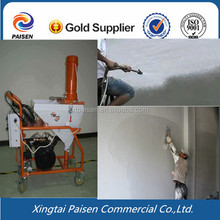 professional factory screw type putty paint sprayer/ putty spraying equipment