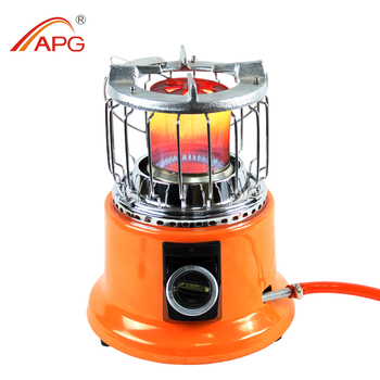 Portable LPG/NG Decorative Gas Heater