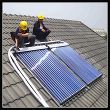 Wholesales Evacuated Tube Solar Collector , Solar Thermal Collector Price