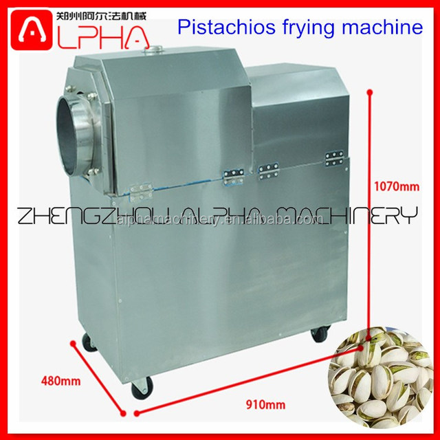 Dates fry roasted nuts machine commercial chestnut roaster machine