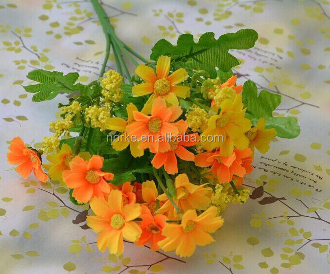 High Quality Home Decorative Artificial Flower Bouquet