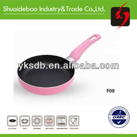 Good quality pink pots and pans