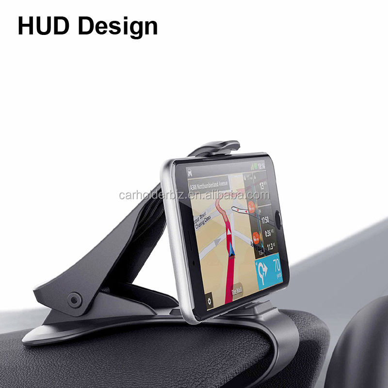 Universal Car Dashboard Holder Stand Design for Mobile Smart Cell Phone GPS