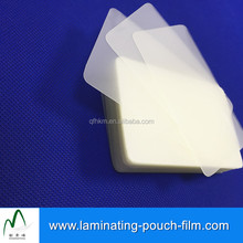 Glossy Matt Thermal Lamination Film Pouches 60mic Transparent Hot Lamination Pouch Film