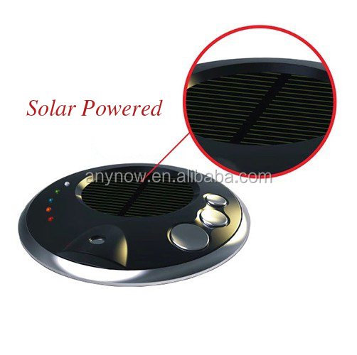 Car Air Purifier Anion Humidifier With Solar Energy